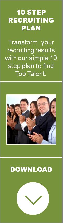 MMS 10 Step Recruiting Plan Image