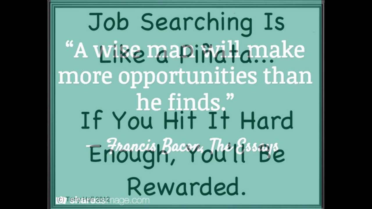 Motivational quotes for job seekers