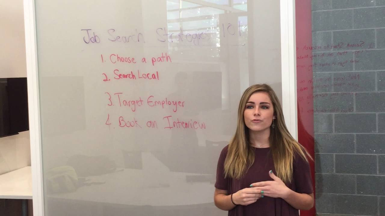 Job Search Strategies.MOV