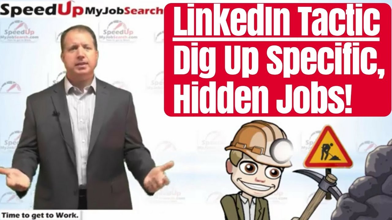 How To Find More Employers and Jobs to Apply to using LinkedIn – 3:09