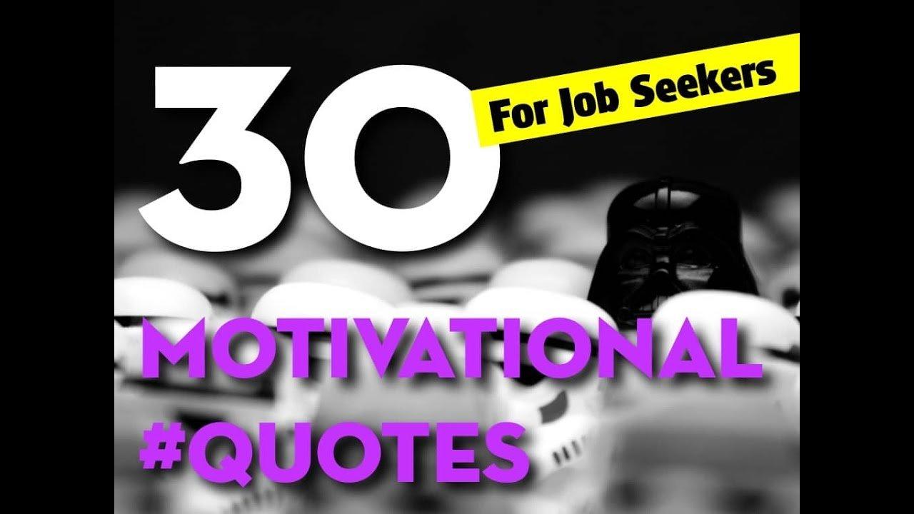 30 Best Motivational Inspirational Videos for Job Seekers