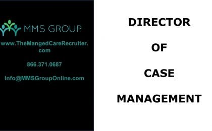 Director of Case Management Job - Atlanta GA