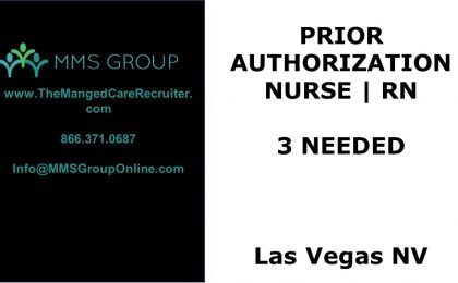 Prior Authorization Nurse Job