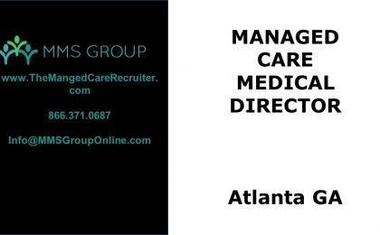 managed care medical director