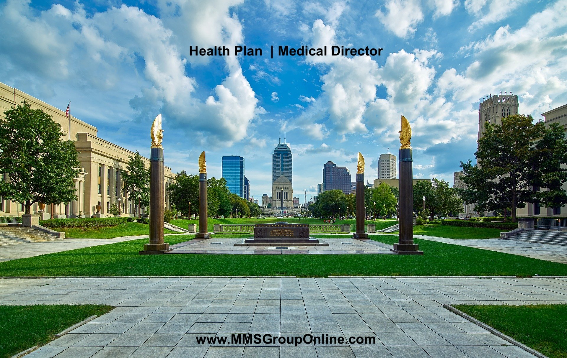 Health Plan Medical Director Job in Indianapolis IN